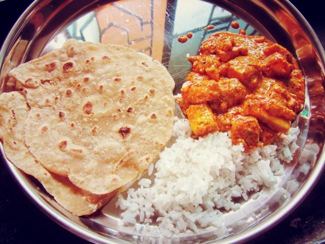 indian food paneer