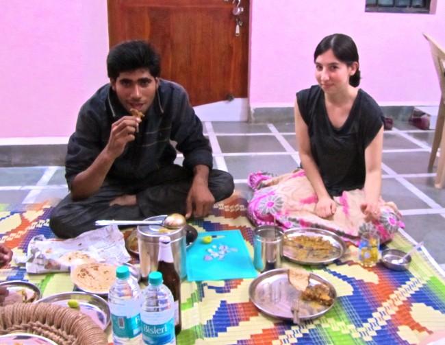 Dinnertime Around The World