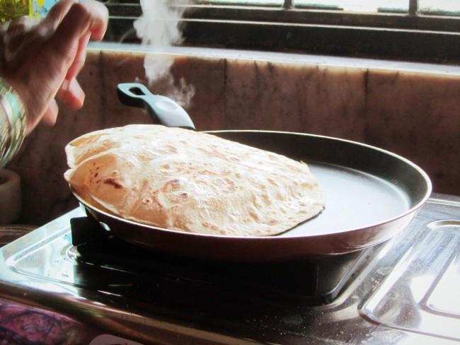 chapati roti
