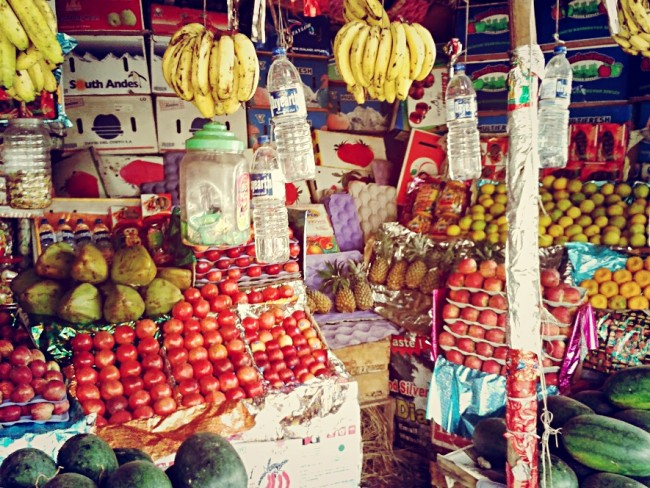 fruit market india