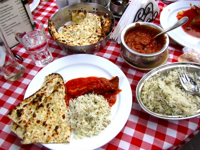 indian food Health When Travelling