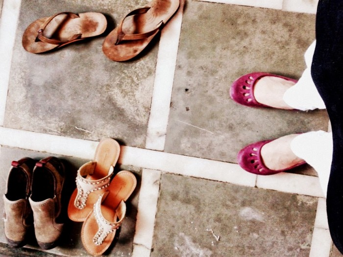 shoes india