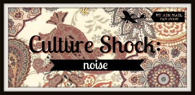 cultureshock noise