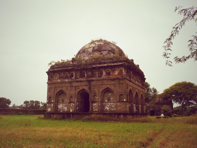 King Ahmed Basu's Tomb in India