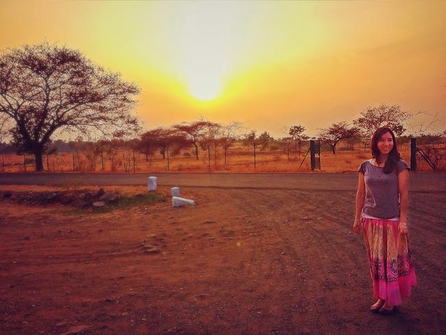 me sunset india