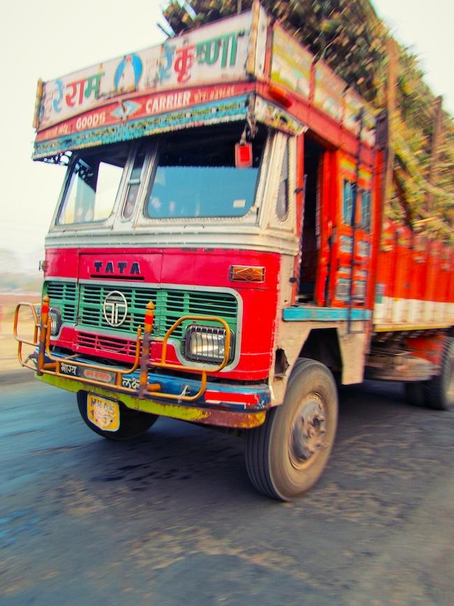 tata truck india