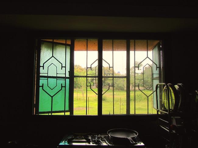 window kitchen new