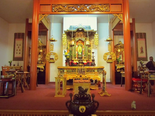oregon buddhist temple