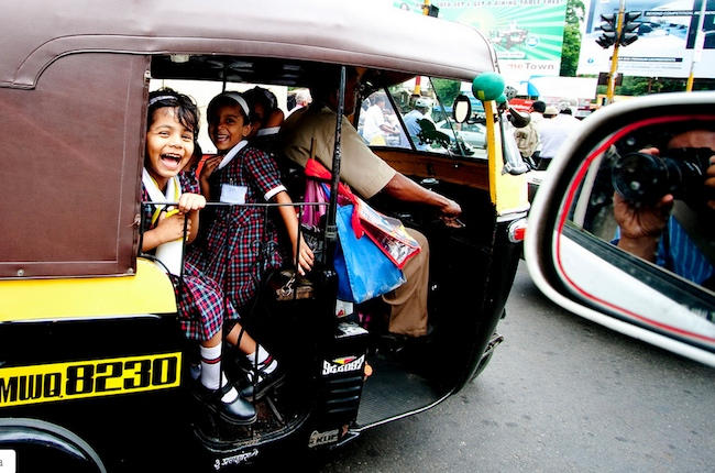 electric auto rickshaw india