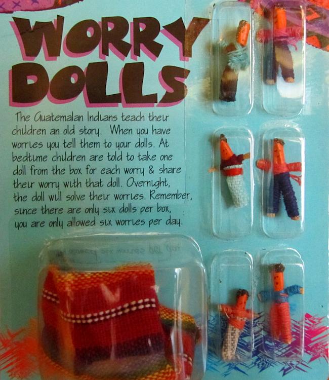 powells portland worry dolls