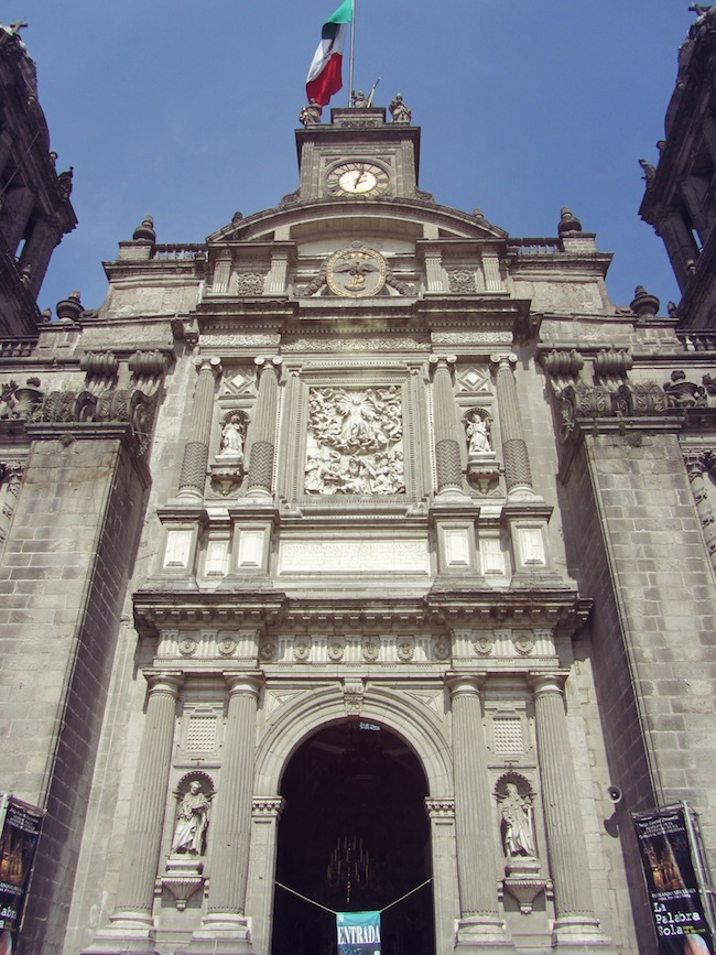 cathedral mexico city