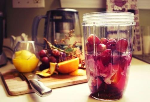 beet grape nutribullet smoothie