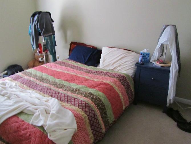 belmont durham bed