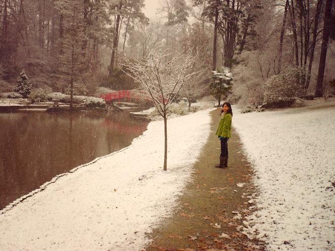 durham snow me