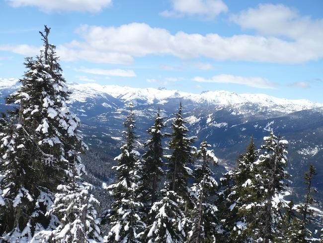 At Whistler Mountain
