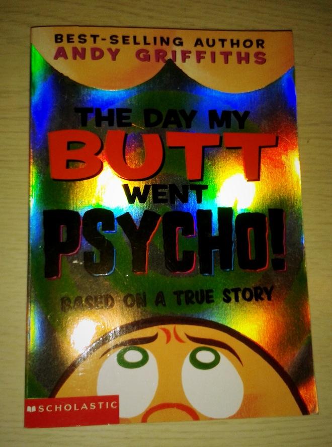 book psycho