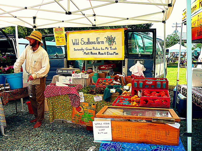 Farmer's Market, Durham, NC