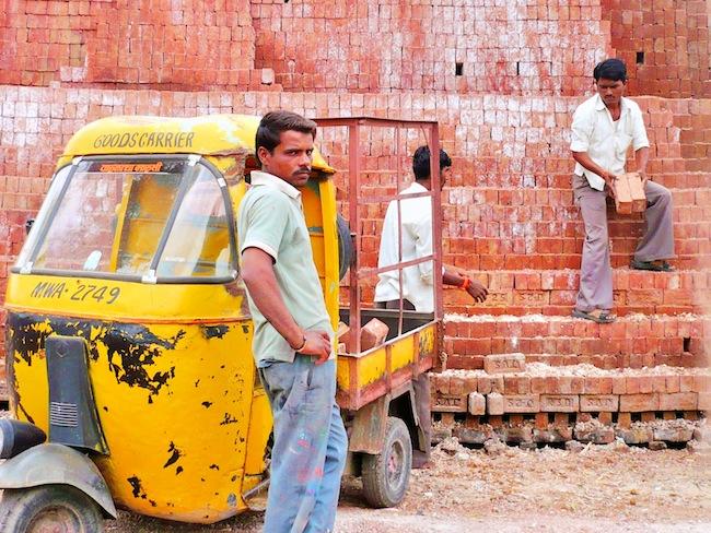 Bricks in India