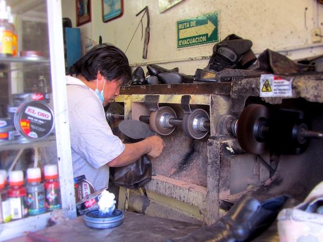 shoe repair mexico 1