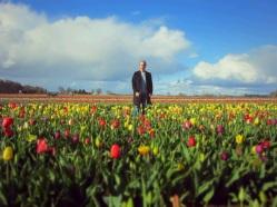 tulip farm oregon josh1