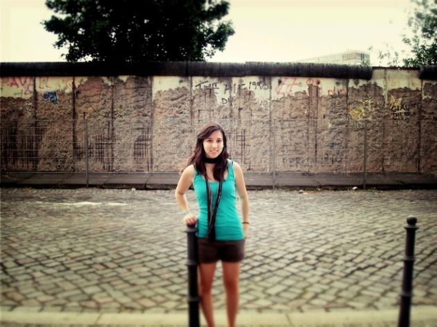 Berlin Wall, Germany (taken in 2008)