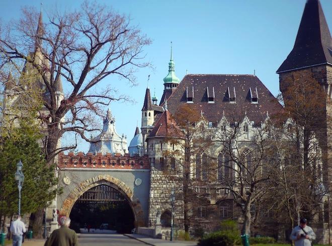 budapest hungary architecture 2