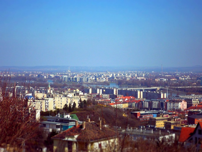 budapest hungary landscape
