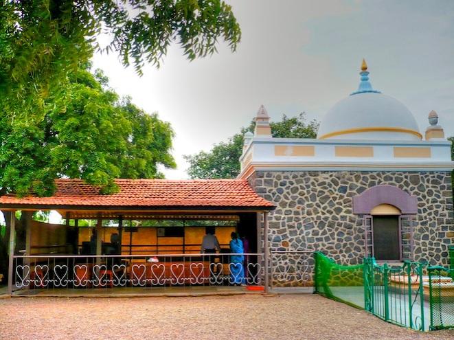 Meher Baba's Samadhi, India
