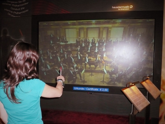Be a composer for a day at the Haus der Musik