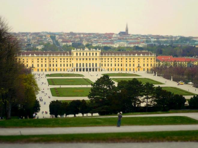 vienna schonbrunn palace1