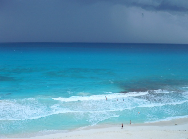 cancun mexico beach1