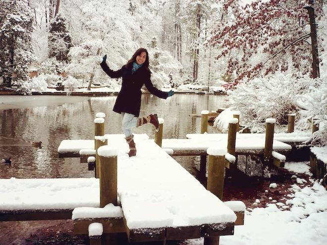 duke gardens durham snow10