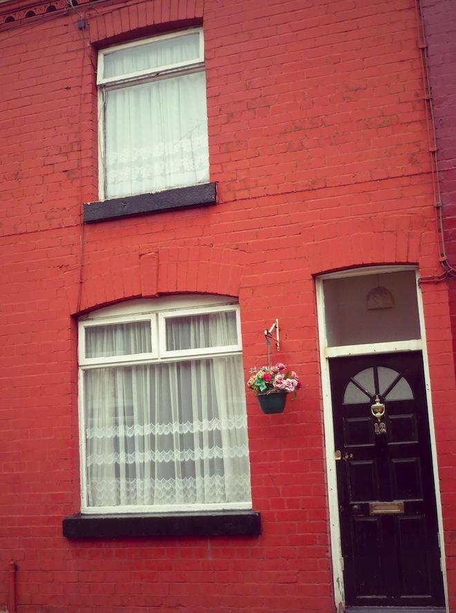 George Harrison's childhood home