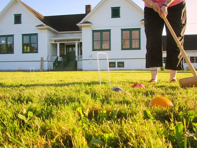 croquet deer island manor7