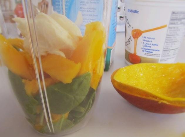 mango lassi spinach2