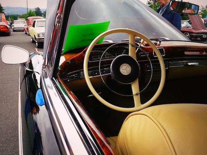 1960s Mercedes