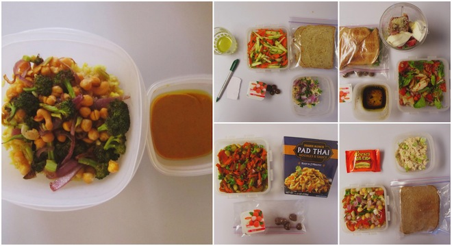worklunches collage