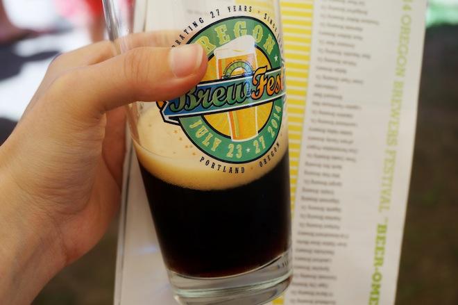 oregon brew fest portland