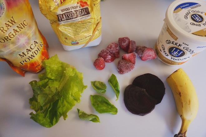 beet smoothie bowl1