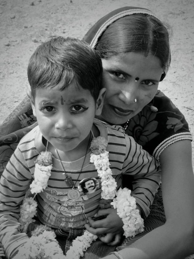 india people bw amarthiti13