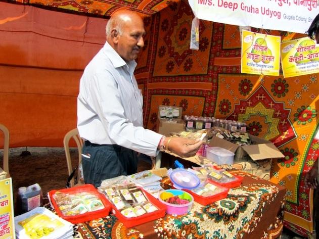 market festival india