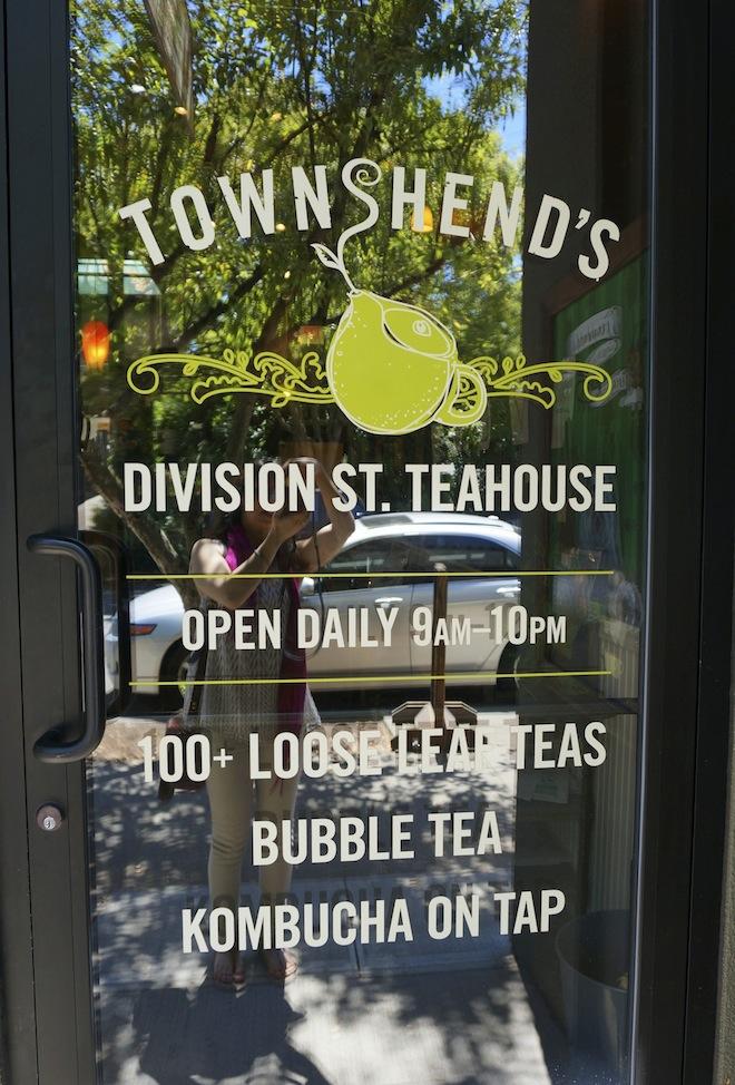 portland division tea house