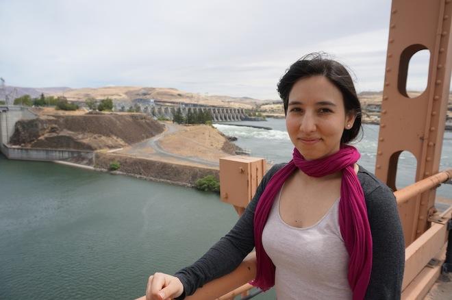 the dalles or bridge dam13 me