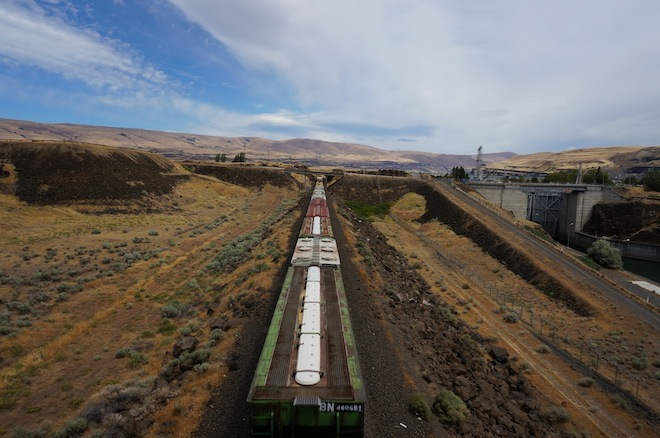 the dalles or bridge dam17