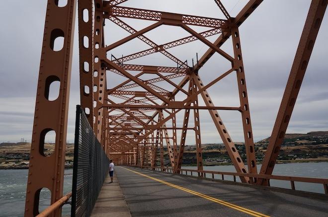 the dalles or bridge dam9