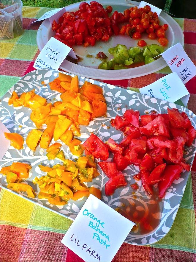 tomato tasting farmers market durham nc5