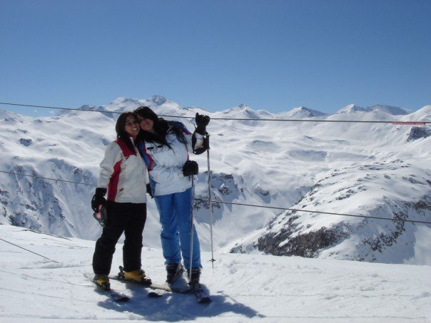 val disere skiing france19