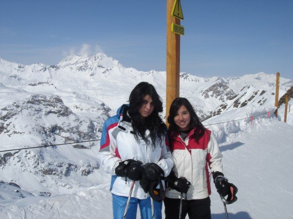 val disere skiing france3