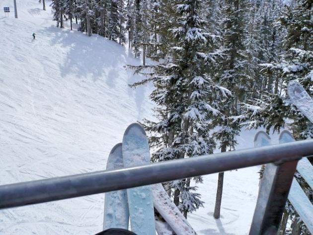 whistler lift snow ski canada
