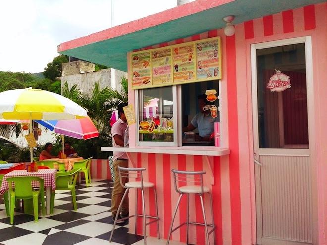 acapulco milkshakes mexico